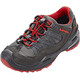 Lowa Robin GTX Low Shoes Junior anthracite/red